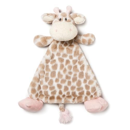 Giraffe Rattle Blankie