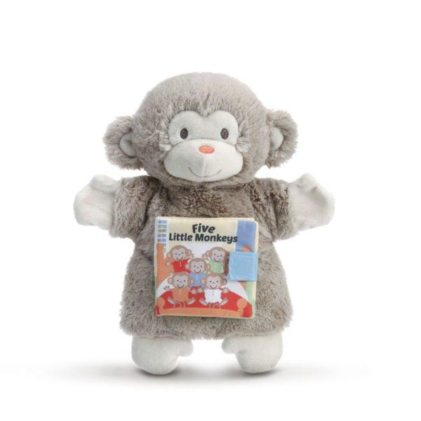 Five Little Monkeys Puppet Book