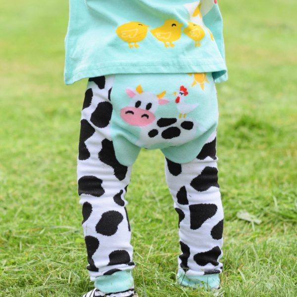 Cow Cotton Leggings