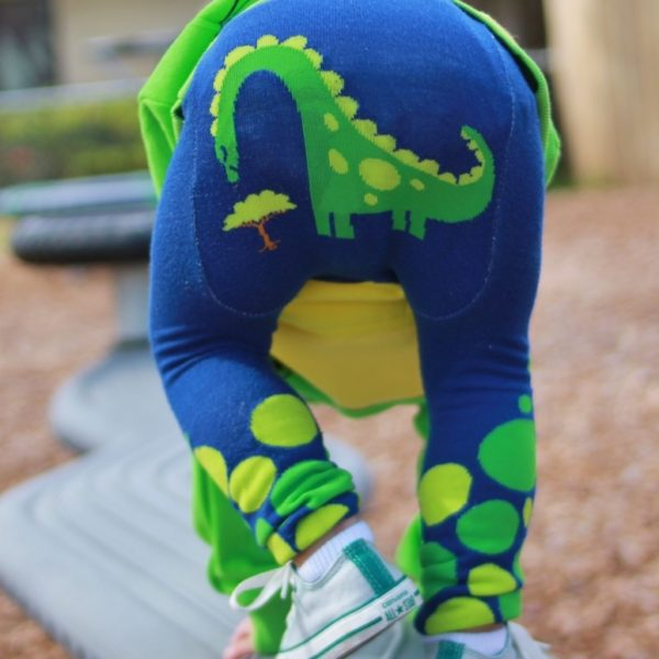 Dino Cotton Leggings