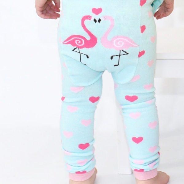 Flamingo Cotton Leggings