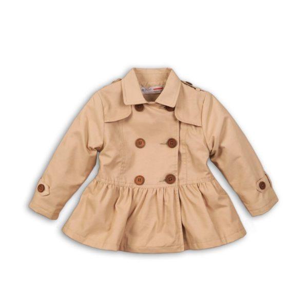 Girls Trench Coat by Minoti UK