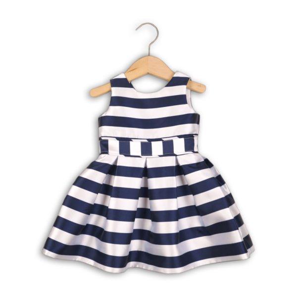 Striped Dress by Minoti UK