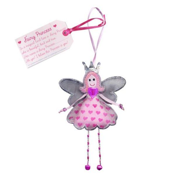 Fairy Princess Tree Ornament