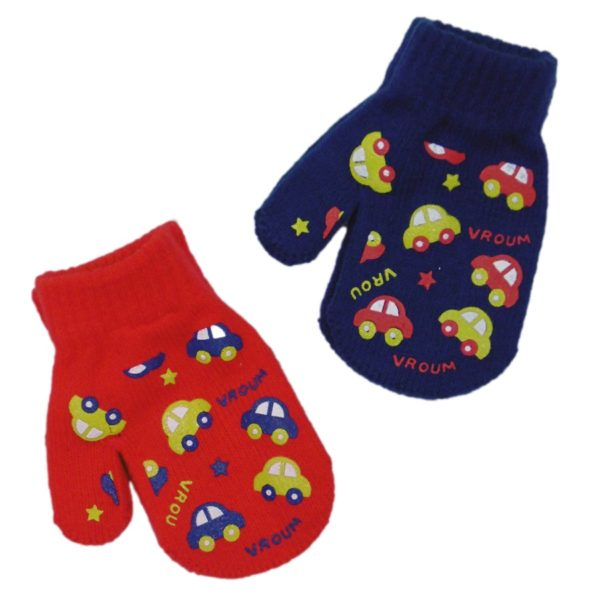Infant Boys Mittens