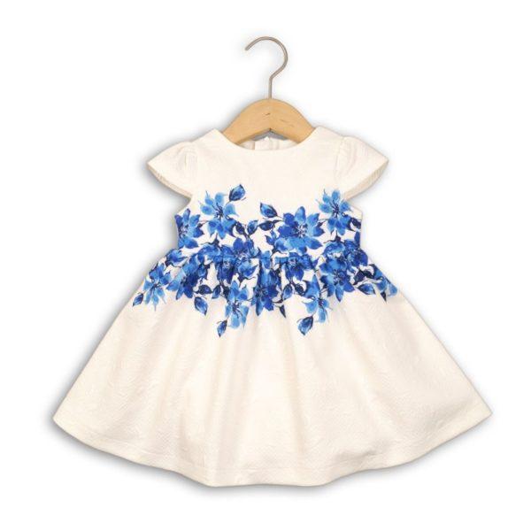 Girls Jacquard Dress by Minoti UK