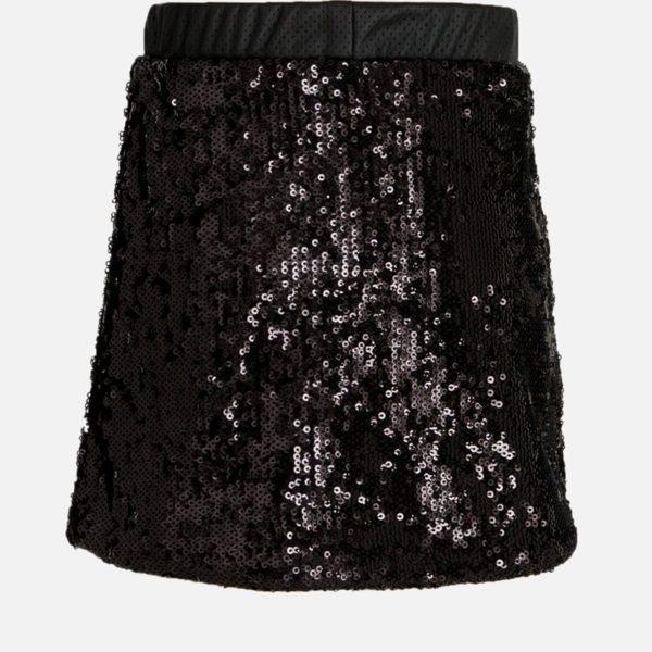 All over sequin skirt by Minoti UK