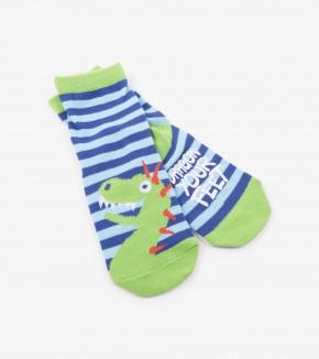 Dragon your Feet Kids Animal Socks by Hatley.