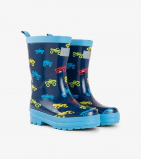 Monster Trucks Rain Boots by Hatley.