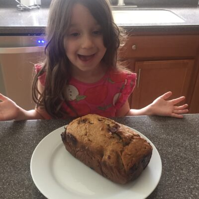 Baking With Kids Recipes Banana Bread