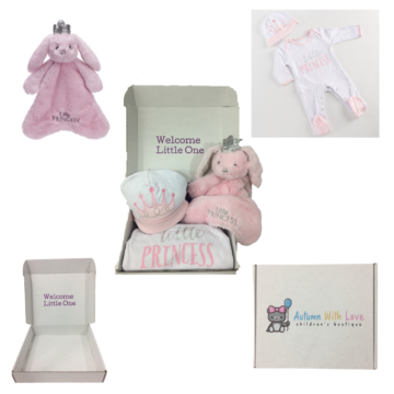 princess baby giftbox